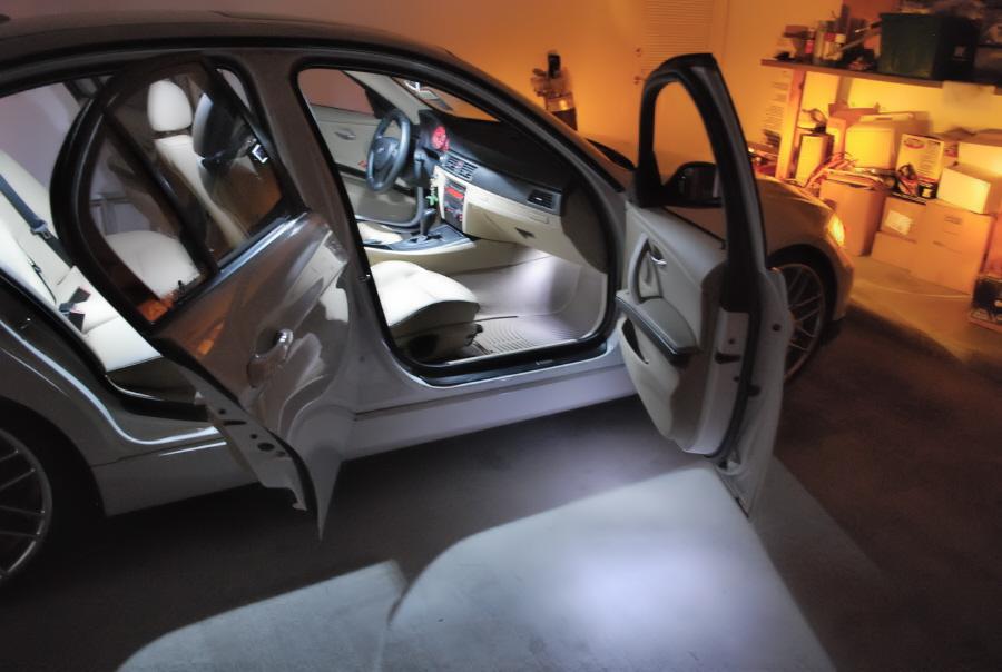 Bmw Courtesy Light Led E90 E91 E63 E64 E65 E68 E70 E71 Ebay