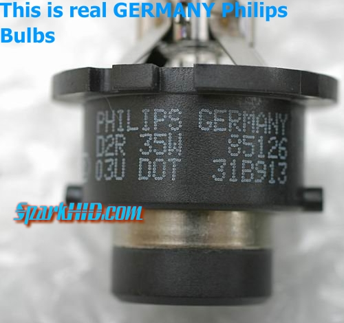 Philips Xenon Hid D2r Replacement Bulbs 85126 Acura Cl Rl