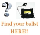Find your ballast